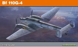 Bf 110G-4 Messerschmitt - EDUARD 7094 1/72