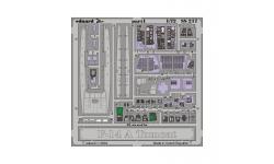 Фототравление для F-14A Grumman, Tomcat (REVELL) - EDUARD 73217 1/72