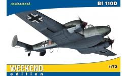 Bf 110D-1/R1 Messerschmitt - EDUARD 7420 1/72