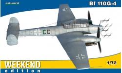 Bf 110G-4 Messerschmitt - EDUARD 7422 1/72