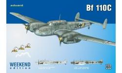 Bf 110C-1/C-4 Messerschmitt, Zerstörer - EDUARD 7426 1/72