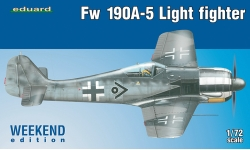 Fw 190A-5 Focke-Wulf - EDUARD 7439 1/72