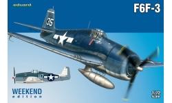 F6F-3 Grumman, Hellcat - EDUARD 7441 1/72