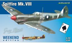 Spitfire Mk VIII Supermarine - EDUARD 7442 1/72