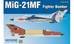 МиГ-21МФ - EDUARD 7451 1/72