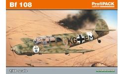 Bf 108B Messerschmitt, Taifun - EDUARD 8078 1/48