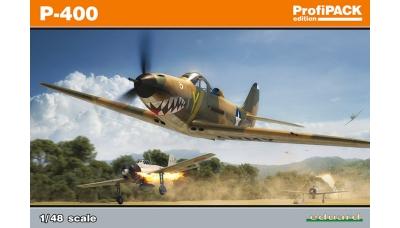 P-400 Bell, Airacobra - EDUARD 8092 1/48