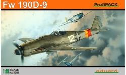 Fw 190D-9 Focke-Wulf - EDUARD 8184 1/48