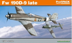 Fw 190D-9 Focke-Wulf - EDUARD 8189 1/48