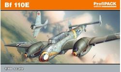 Bf 110E-2 Messerschmitt - EDUARD 8203 1/48