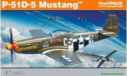 P-51D North American Aviation, Mustang - EDUARD 82101 1/48