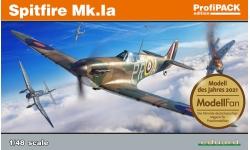 Spitfire Mk Ia Supermarine - EDUARD 82151 1/48