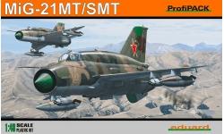 МиГ-21СМТ - EDUARD 8233 1/48