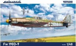 Fw 190D-9 Focke-Wulf - EDUARD 84102 1/48