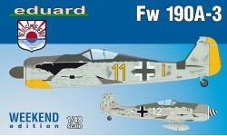 Fw 190A-3 Focke-Wulf - EDUARD 84112 1/48