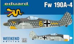 Fw 190A-4 Focke-Wulf - EDUARD 84121 1/48