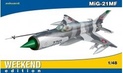 МиГ-21МФ - EDUARD 84126 1/48