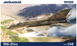 МиГ-21бис - EDUARD 84130 1/48