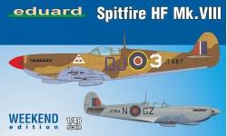 Spitfire HF Mk VIII Supermarine - EDUARD 84132 1/48