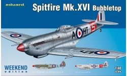 Spitfire Mk XVI Supermarine - EDUARD 84141 1/48