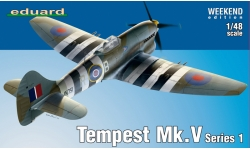 Tempest Mk. V Hawker - EDUARD 84171 1/48