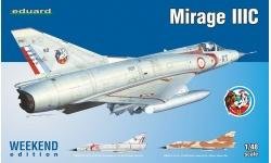 Mirage IIIC Dassault - EDUARD 8496 1/48