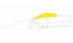 Маски для Су-33 Сухой (MINIBASE) - EDUARD EX782 1/48