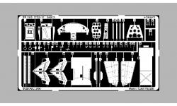 Фототравление для МиГ-15 (TRUMPETER) - EDUARD 32050 1/32
