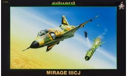 Mirage IIICJ Dassault - EDUARD 8102 1/48