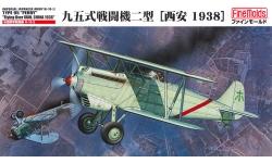 Ki-10-II Kawasaki - FINE MOLDS 499138 1/48