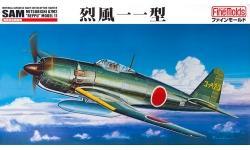 A7M2 Mitsubishi - FINE MOLDS FB12 1/48