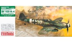 Bf 109K-4 Messerschmitt - FINE MOLDS FL12 1/72