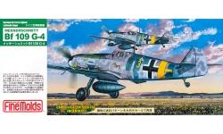 Bf 109G-4 Messerschmitt - FINE MOLDS FL7 1/72