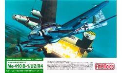 Me 410B-1/U2 (R4) Messerschmitt - FINE MOLDS FL9 1/72