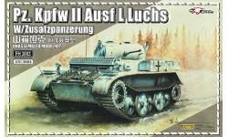 Luchs, Pz.Kmpfw. II, Sd.Kfz. 123, Ausf. L - FLYHAWK MODEL FH3003 1/72