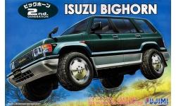 Isuzu Bighorn 3.2 Handling by Lotus (UBS25GW) 1992 - FUJIMI 037967 ID-51 1/24