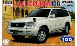 Toyota Land Cruiser 100 VX limited (HDJ101K) 2001 - FUJIMI 038001 ID-137 1/24