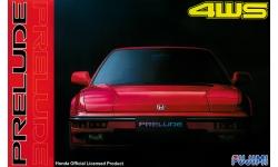 Honda Prelude 2.0 Si 4WS (BA5) 1987 - FUJIMI 038155 ID-145 1/24