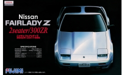 Nissan Fairlady Z 3.0 300ZR 2 seater T-bar roof (Z31) 1986 - FUJIMI 038681 ID-35 1/24