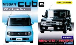 Nissan Cube Agiactive / EX (BZ11) 2005 - FUJIMI 039374 ID-66 1/24