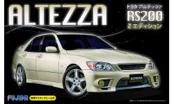 Toyota Altezza 2.0 RS200 Z edition (SXE10) 1999 - FUJIMI 039503 ID-27 1/24