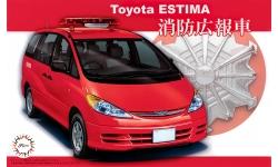 Toyota Estima L 3.0 G (MCR40W) 2000 - FUJIMI 039831 ID-263 1/24