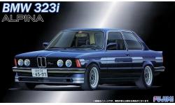 BMW 323 / Alpina C1 E21 1980 - FUJIMI 126111 RS-9 1/24