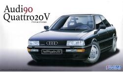 Audi 90 Quattro 20V B3 1989 - FUJIMI 126333 RS-7 1/24