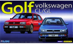Volkswagen Golf III CL/GL 1992 - FUJIMI 126395 RS-27 1/24