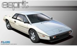 Lotus Esprit S1 1976 - FUJIMI 126401 RS-72 1/24