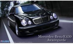 Mercedes-Benz E430 Avantgarde (W210) 1996 - FUJIMI 126470 RS-74 1/24