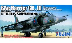 Harrier GR.3 Hawker Siddeley - FUJIMI 722085 F-55 1/72