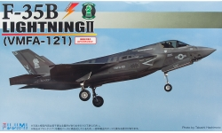 F-35B Lockheed Martin, Lightning II - FUJIMI 722924 BSK SPOT 1/72