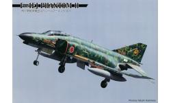 F-4EJ McDonnell Douglas, Phantom II - FUJIMI 722931 F-6 EX-1 1/72